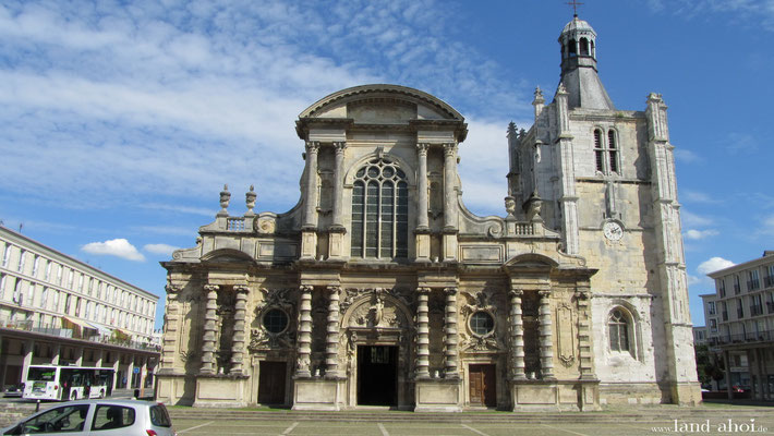 Le Havre Kathedrale Notre-Dame