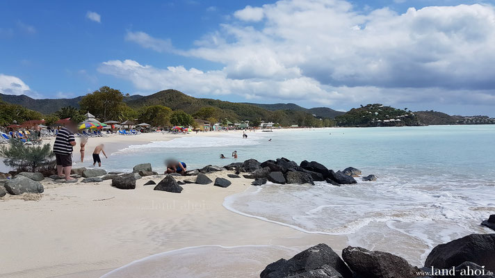 Antigua Jolly Beach