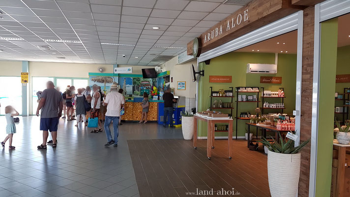 Aruba Oranjestad Cruise Terminal