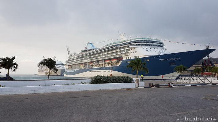 Barbados Hafen Marella Discovery