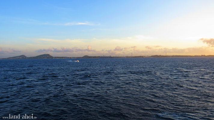 Curacao Ankunft