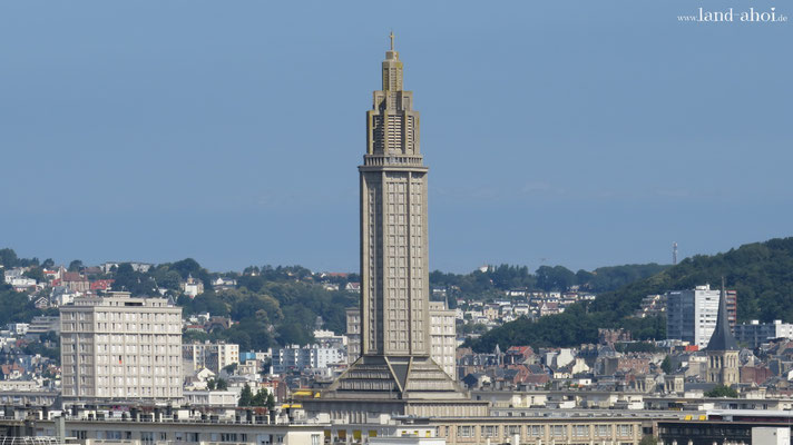 Le Havre Eglise Saint Joseph au Havre