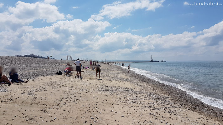 Le Havre Strand