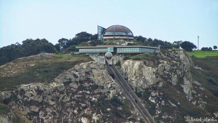 Monte de San Pedro und Panoramalift