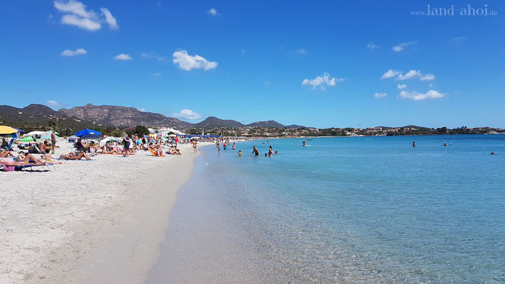 Olbia Pittulongu Beach