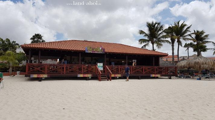 Aruba Oranjestad Eagle Beach Strandbar