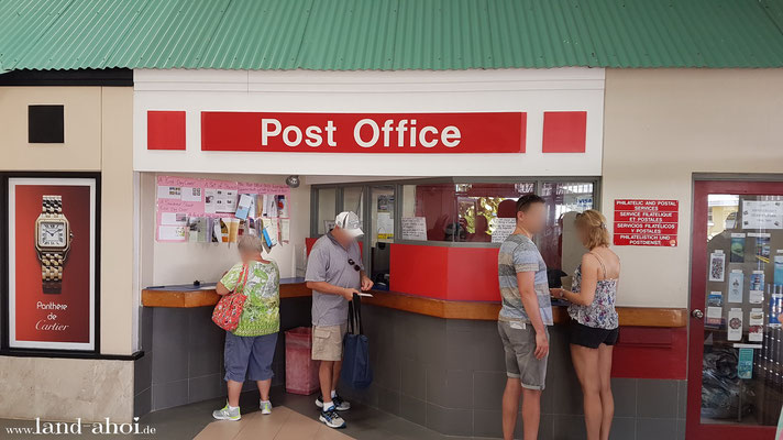 Barbados Cruise Terminal Post
