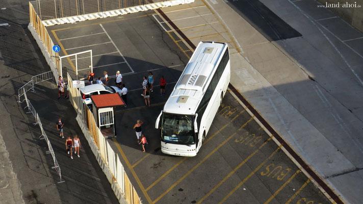 Civitavecchia Shuttlebus