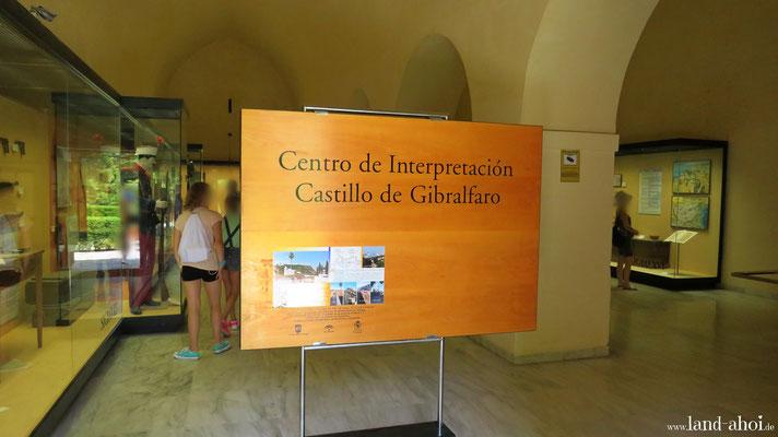 Malaga Gibralfaro Castle