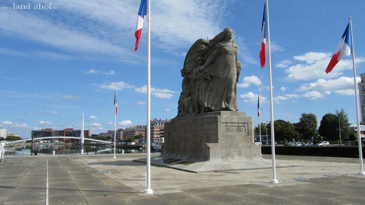 Le Havre Kriegsdenkmal