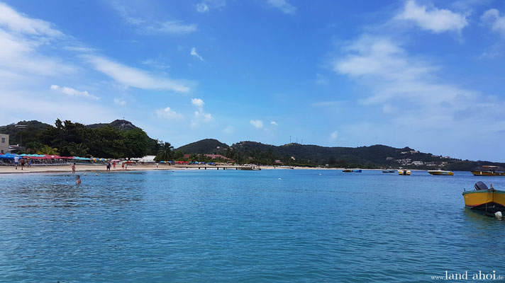 Grenada Grand Anse Beach