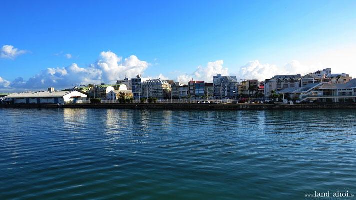 Guadeloupe Cruise Terminal Liegeplatz