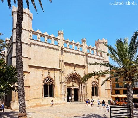 Seehandelsbörse Llotja de Palma (Llotja dels Mercaders)