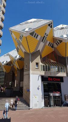 Rotterdam Kubushäuser