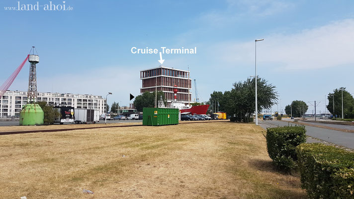 Zeebrügge Hafen Cruise Terminal