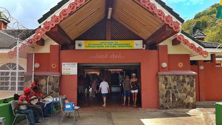 Kingstown Cruise Terminal