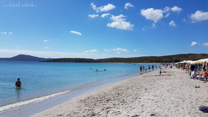 Olbia Pittulongu Beach