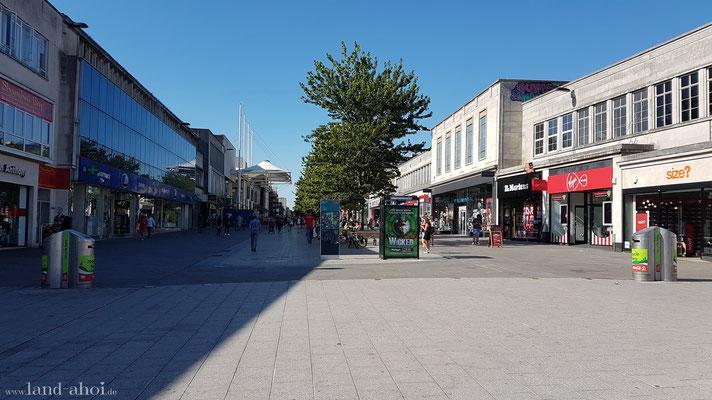 Southampton Fußgängerzone