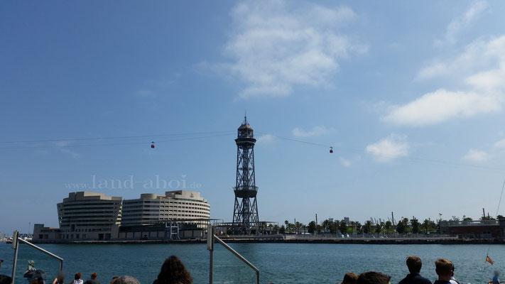 Barcelona Hafenseilbahn