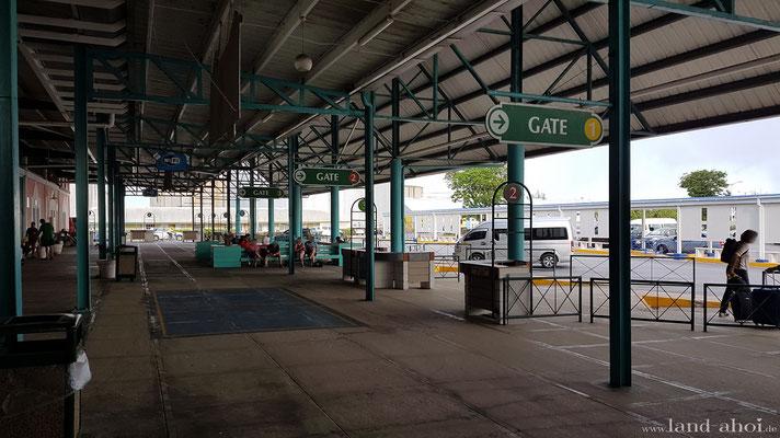 Barbados Cruise Terminal
