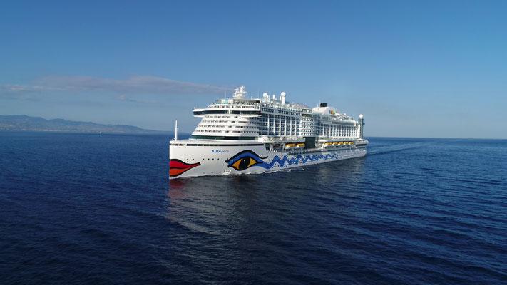 - AIDA Cruises eröffnet mit AIDAperla die Kanaren-Saison 2020/2021