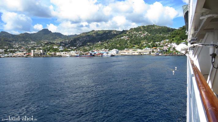 Kingstown Hafen