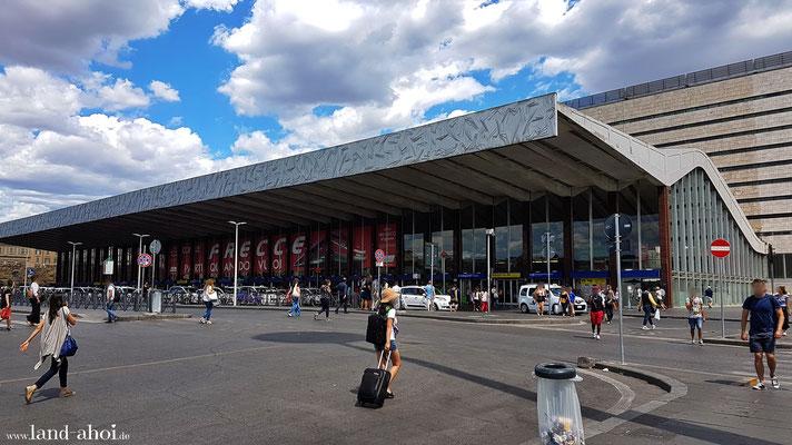 Hauptbahnhof Roma Termini