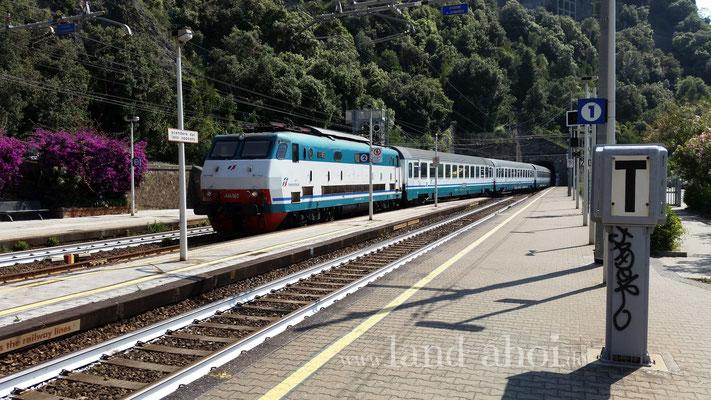 Cinque Terre Bahn