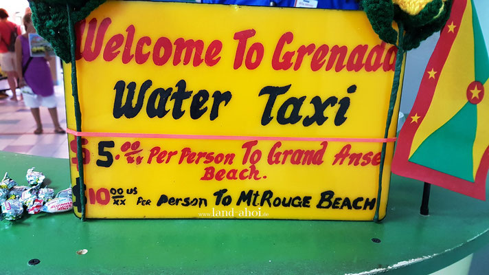 Grenada Grand Anse Beach Cruise Terminal