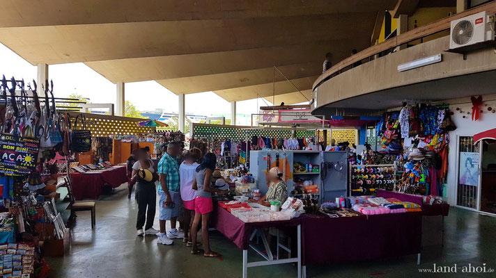 Willemstad Plasa Rondo Markt