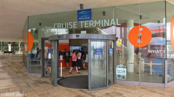Malaga Muelle Uno Cruise Terminal