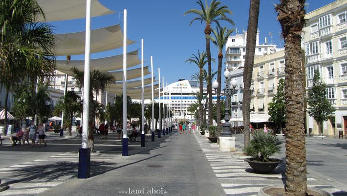 Cádiz Altstadt