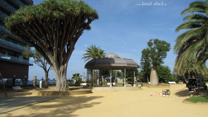Cádiz Parque Genovés