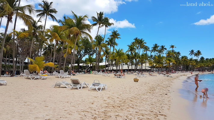 Guadeloupe Caravelle Beach