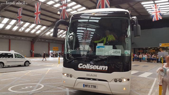 Southampton Shuttle Bus