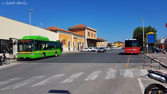 Bahnhof Civitavecchia