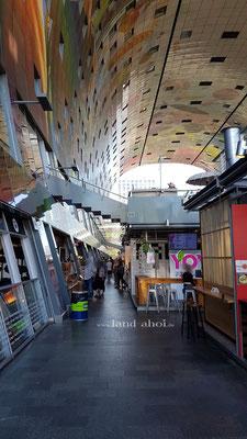 Rotterdam Markthalle innen