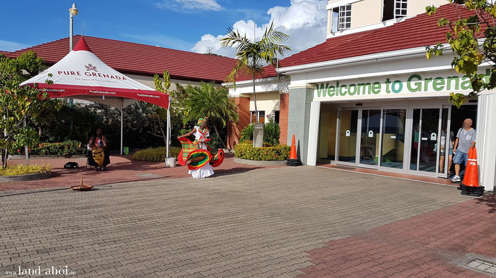 Grenada Cruise Terminal