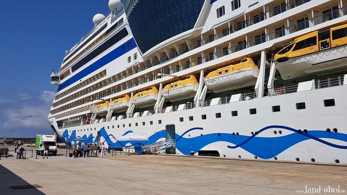 Palma Cruise Terminal