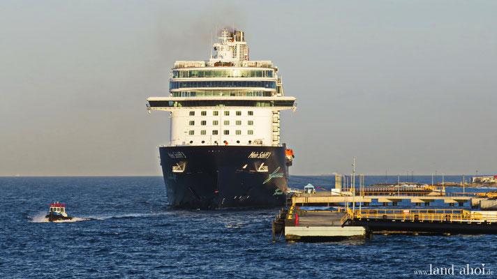 Mein Schiff 3 in Curacao