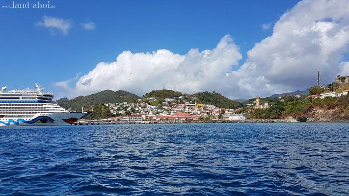 Grenada St. George`s Kreuzfahrt Hafen