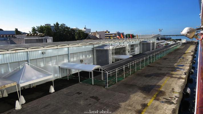Guadeloupe Cruise Terminal