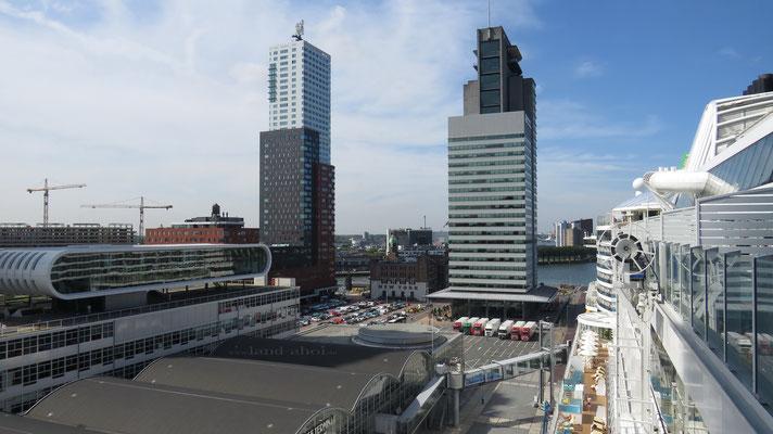 Rotterdam Liegeplatz