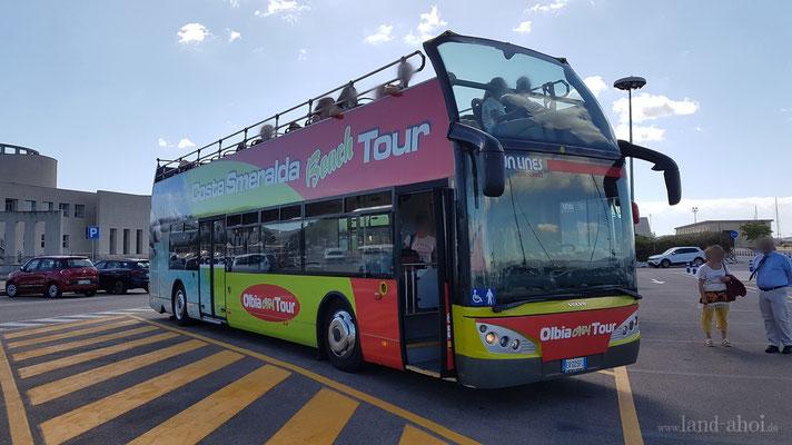 Olbia Beach-Express-Shuttle