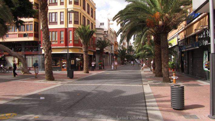 Las Palmas Zentrum