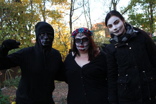 Halloween 2018 | Garten der Sinne