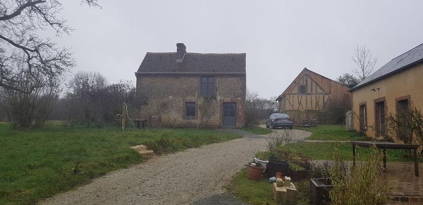 Rénovation générale d'une petite maison ancienne (image)