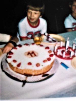 mein elfter Geburtstag