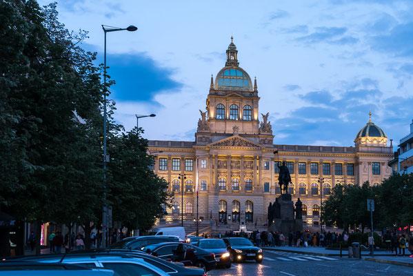 Das Nationalmuseum (tschechisch Národní muzeum) in Prag ist das führende Museum in Tschechien zur Kultur- und Naturgeschichte.