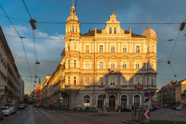 Dietrichsteinplatz Graz